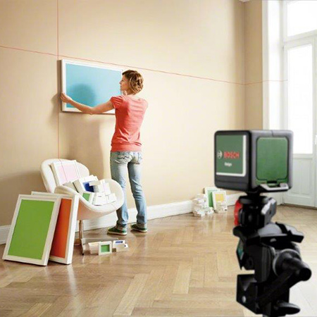 The next generation of Bosch's Quigo III allows DIY enthusiasts and decorators to be more creative, thanks to enhanced precision, visibility, and length.