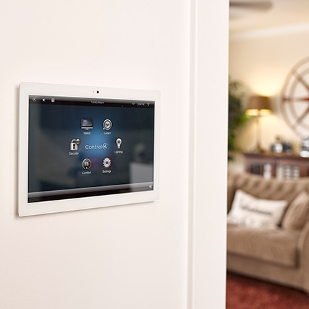 Home Automation with Control4 Smart Home