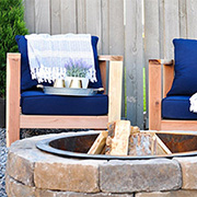 Easy to make Garden Furniture