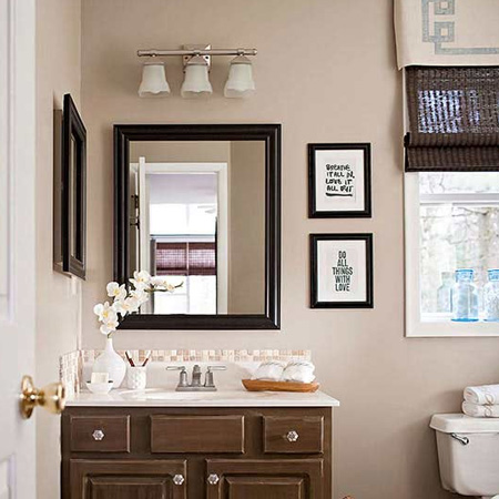 HOME DZINE | Bathroom Ideas   We Put Together A Selection Of Ways To Add