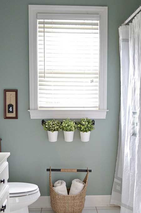 Home Dzine Bathroom Ideas Dressing Bare Windows Adds A Finishing Touch To Every