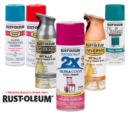 With So Many Brands Of Spray Paint On The Shelf At Your Local Hardware S It Hard To Know Which One Is Right For Project