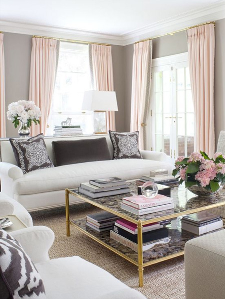 HOME-DZINE | Spring Home - If you feel that rooms are starting to feel stale and boring, perhaps because they have looked the same for many years, rearranging furniture won't cost anything and it's a super easy way to update a room and have it feeling brand new.