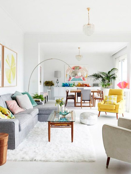 HOME-DZINE | Spring Home - Spring is a time of renewal and we all want the freshness outdoors to be reflected in our interiors. But that doesn't mean you have to make drastic changes to your home. Sometimes it's only a few changes here and there that can make a big difference.