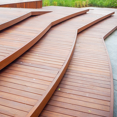 HOME-DZINE | Deck Ideas - While timber decking is most often associated with leisure and entertainment, and considered a complement to a larger structure, the importance of correct deck building is not always fully appreciated.