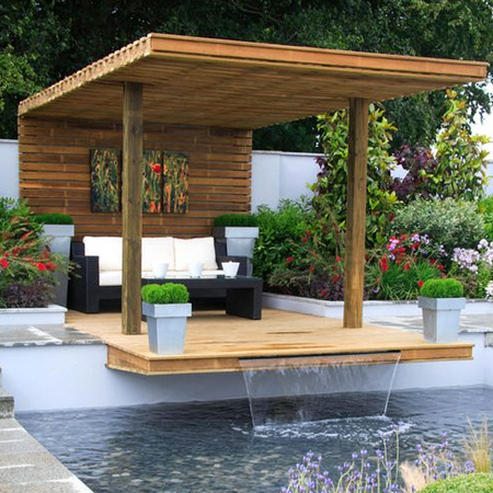 HOME-DZINE | Deck Ideas - I am often told by prospective clients that other decking contractors have told them that they do not need plans or an engineered design for their timber deck, because, among other reasons, their deck will be located at a private home, will only be utilized by one or two people, or will not be high off the ground.