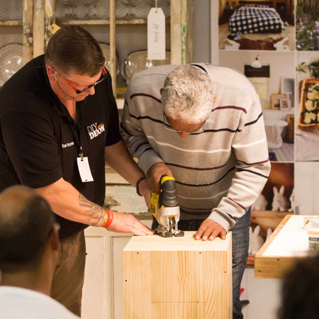 HOME-DZINE | Homemakers Expo - Try your hand at DIY at the Home | Tuis Theatre at Homemakers Expo - Cape Town