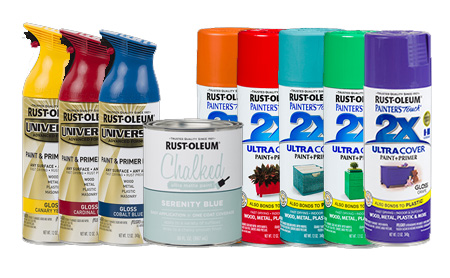 HOME-DZINE | DIY Furniture - You can paint them in any colour using Rust-Oleum 2X spray paint, Rust-Oleum Universal spray paint, or use Rust-Oleum Chalked Ultra Matte for a chalk paint finish.You can paint them in any colour using Rust-Oleum 2X spray paint, Rust-Oleum Universal spray paint, or use Rust-Oleum Chalked Ultra Matte for a chalk paint finish.