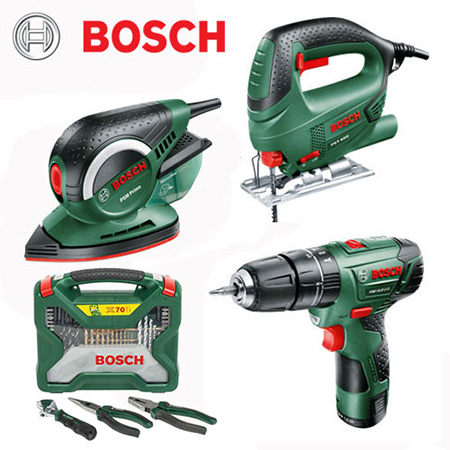 Kickstart Power Tools with Accessories bundle.