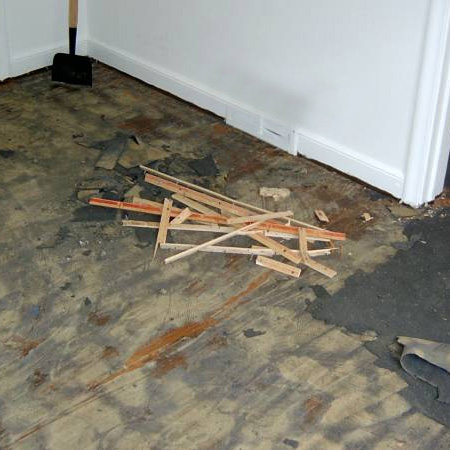 Home Dzine Home Improvement Remove Glue Residue From Floors