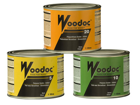 HOME-DZINE | DIY Furniture - Use clear or tinted Woodoc Interior Sealer to nourish and protect your DIY furniture projects. You can the option to add Woodoc Stains or Woodoc Colours.