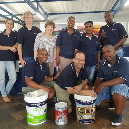 Well known paint company, Perfection Painting Supplies, a brand with a reputation in the community and credibility that stretches back 22 years - has officially converted to a Prominent Paints franchise partner store.