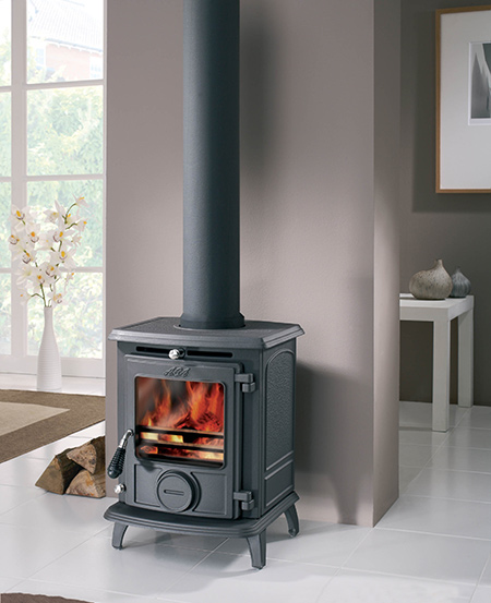 Warm a home with AGA