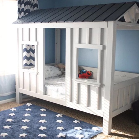 DIY or buy a Cabin Bed