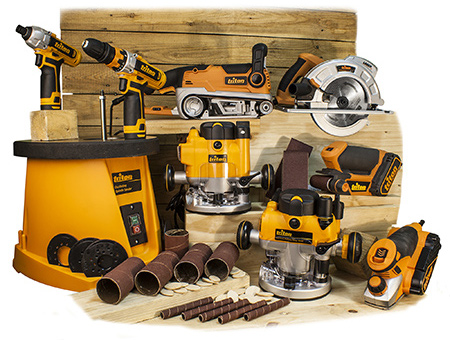 HOME DZINE News | Triton Tools Masters of Wood competition