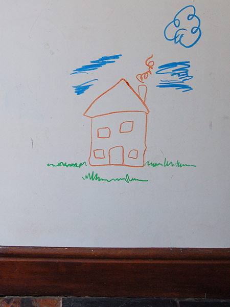 Every mother knows there are going to be times when your child decides to add his or her art onto walls. Don't stress... grab a can of WD-40 to easily remove crayon from walls.