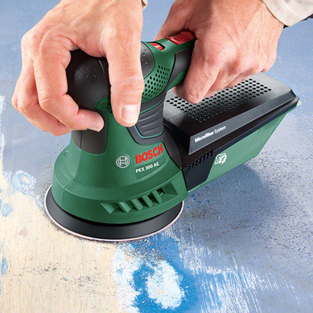Bosch sanders for all surfaces