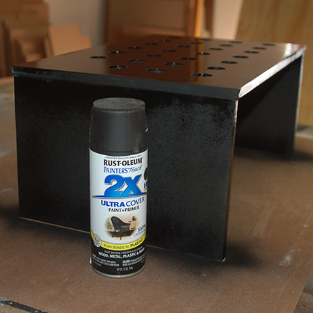 GOOD TO KNOW: Rust-Oleum products are available at your local Builders store.