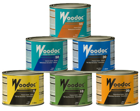 Once an item has been installed, make sure to treat it with a quality wood treatment. Woodoc offer a range of products for all types of installation, both interior and exterior. Refer to Woodoc's guidelines to ensure maximum protection of indoor and outdoor wood.