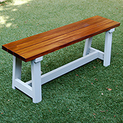 Easy slat bench