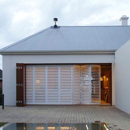Home dzine home improvement aluminium security shutters for Home dezine