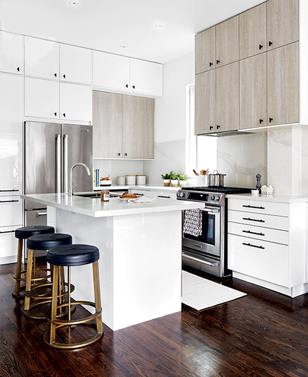 When You Have A Small Kitchen, Especially One That Is Open Onto A Dining  Room Or Dining Nook, Itu0027s Important To Make Sure It Is Well Planned And  Neatly ...
