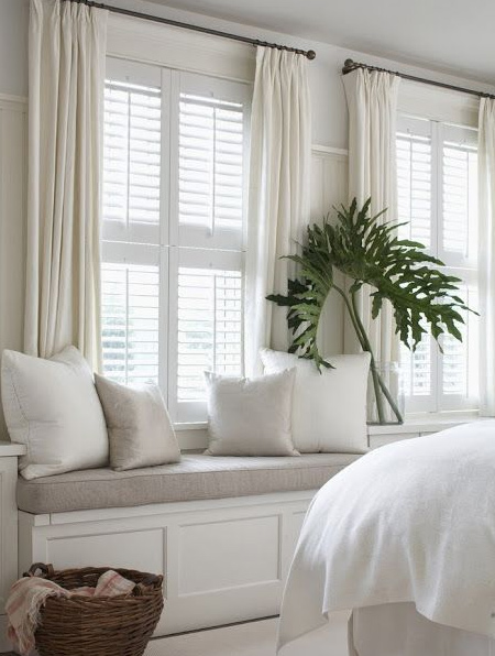 Designer Shutters from Finishing Touches are made-to-measure and easy to fit and add privacy and value to a home.