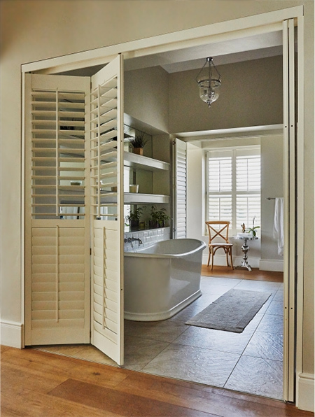 Home dzine home decor easy to install designer shutters Home dezine