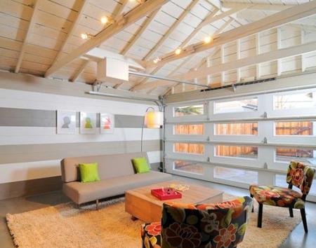 home dzine home improvement  garage to guest suite