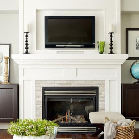 HOME DZINE Home Decor Where to put the TV