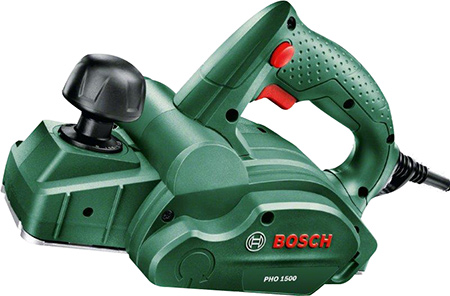 The Bosch PHO is suitable for both left- and right-handed users.