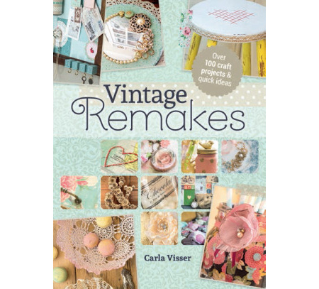 This vintage craft is taken from Metz Press - Vintage Remakes by Carla Visser, available at select bookstores countrywide.