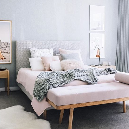 Quick Tip: A comfortable bedroom