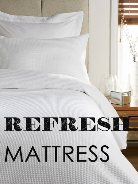 a mattress needs to be cleaned regularly