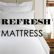 Refresh a mattress