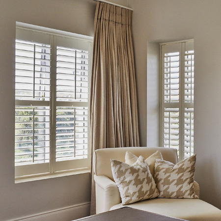 Shutters add a sophisticated feel to any home, while adding value to your investment. Get a quotation for aluminium shutters from Finishing Touches - and don't miss out on their July specials.