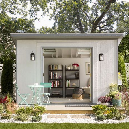 Home Dzine Garden Ideas Create The Ultimate She Shed