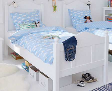 The two new designs available from design a bed are the Shaker Bed. HOME DZINE Shopping   Beautiful Beds for Girls and Young Ladies