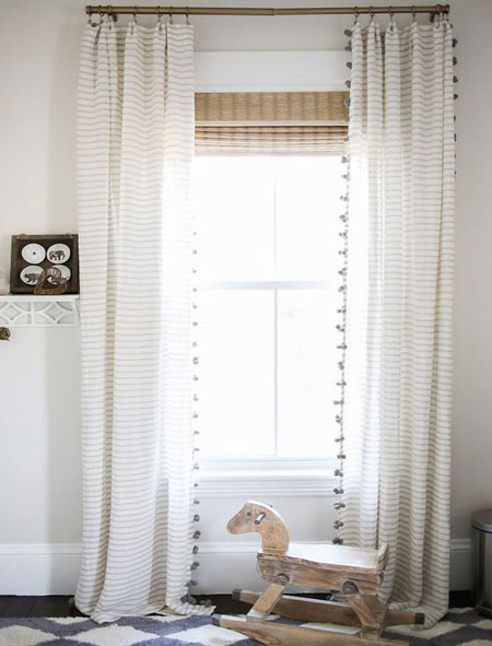 Hanging new curtains can be a confusing project if you're not sure how to measure up properly. We offer some helpful tips for measuring up for curtains.