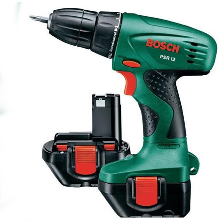 With the introduction of the Bosch PSR, home DIY was revolutised as never before. Now it was possible for women to have access to a power tool that was lightweight, easy to use and cordless - a tool that replaced the cumbersome corded drill with its keyed chuck and deafening noise.