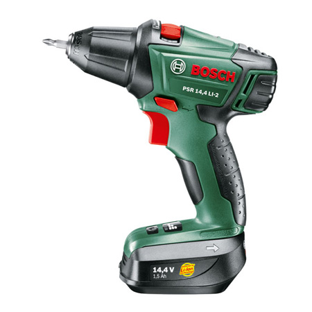 Bosch have gone on to perfect the design of the drill / driver, taking women DIY enthusiasts to heart. We want to be able to use a drill / driver that does it all - use as a screwdriver, use as a drill, and be able to drill into walls. With the introduction of the PSB 1800 and PSB 10,8 we can do it all... easily!
