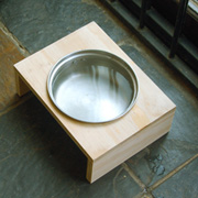 Quick Project: Dog Bowl Holder