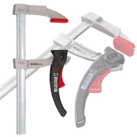 HOME-DZINE - | Bessey KliKlamp Lightweight Clamps distributed by Vermont Sales