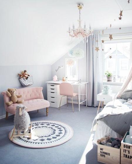Grey Bedrooms For Kids
