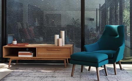 Timless and elegant, Scandinavian furniture