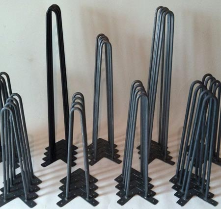 Hairpin Legs From Www.rocketdesign.co.za In Assorted Sizes Priced From R285