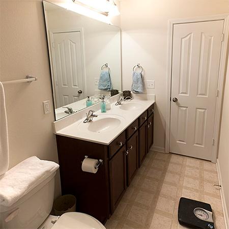 HOME DZINE Bathrooms Budget Bathroom Makeover - Cosmetic bathroom makeover