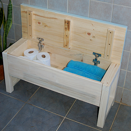 If you have basic knowledge of working with tools and want to have more practice making projects, we have a variety of practical furniture projects for the home. From a circular upholstered ottoman to a bathroom bench, all our projects are designed to give you hands-on experience with a variety of tools and techniques. Visit www.DIY-Divas.co.za for more details and to book at a venue close to you.