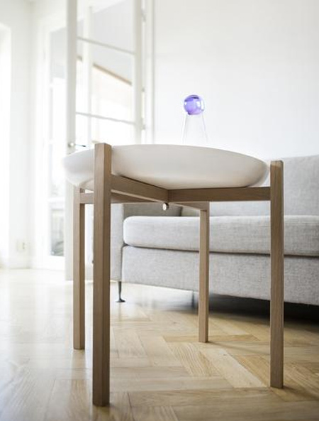 A blurred line between art and furniture