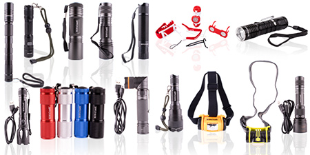 HOME-DZINE | Vermont Sales - Tork Craft LED flashlights, torches, and work lamps